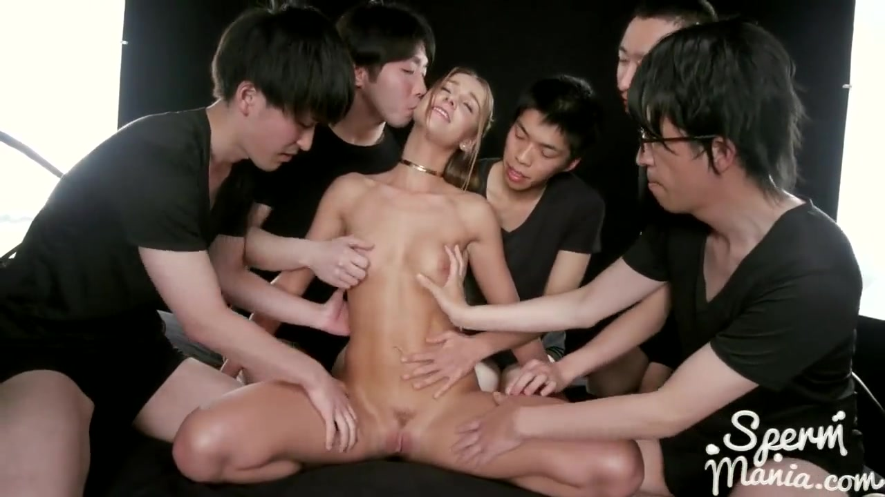 Asian Girl Solo Moaning
