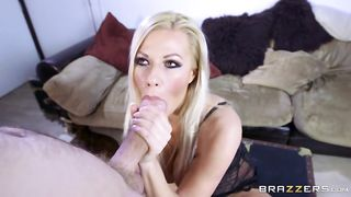 Fucking The Invisible Man - Brazzers 2016 - Michelle Thorne, Danny D - 480p