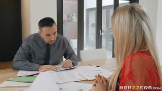 BRAZZERS - Her Wife Wants Me - Keiran Lee, Riley Steele - HD 720p