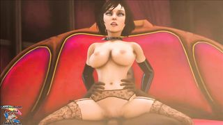 3D SFM BioShock Infinite Elizabeth The Best Porn Videos Compilation 16 minutes MP4 HD 720p