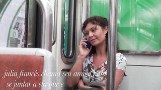 Porno en français - VIDÉOS DE MILF SEXE 30 MIN - JULIA - HD 720p