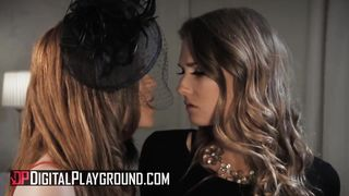 Digital Playground - Save Our Souls (lesbian secene) - Ashley Lane, Ella Hughes - HD 720p