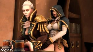 World of Warcraft 3D Porn Futanari Edition 4 2019 HD 720p