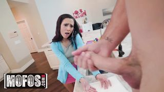 MOFOS - Family brother sister dirty taboo sex - J-mac, Jaye Summers - HD 720p