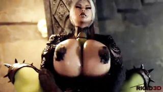 3D XXX sex videos collection