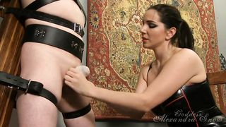 Goddess Ruined for Chastity | Alexandra Snow | HD 720p
