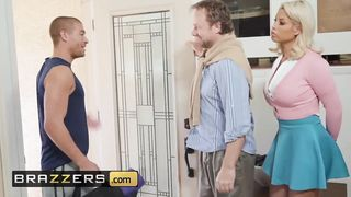 Brazzers - Son and step mom anal sex video - Bridgette B, Xander Corvus - HD 720p