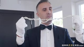 The Butler Did It 2019 Brazzers - Keiran Lee, Madison Ivy - HD 720p
