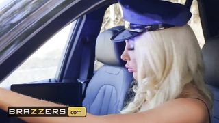 Brazzers -  Babes Play Cops and Robbers - Daisy Marie, Nicolette Shea - HD 720p