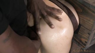 Amy Interracial Anal Bondage Fuck P1 (More on TeenPornMaster)