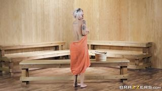 Getting Hot In The Sauna 2019