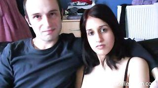 Zarina Pakistani Handcuffed DoggyStyle Fuck P1 (More on TeenPornMaster)