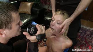 Amy Brooke Anal Fisting AssHook Tied DP Sex P1 (More on TeenPornMaster)