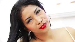 metis indian man + latina woman = sexy daughter