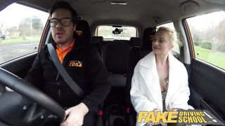 Fake Driving School - Ryan Ryder - HD