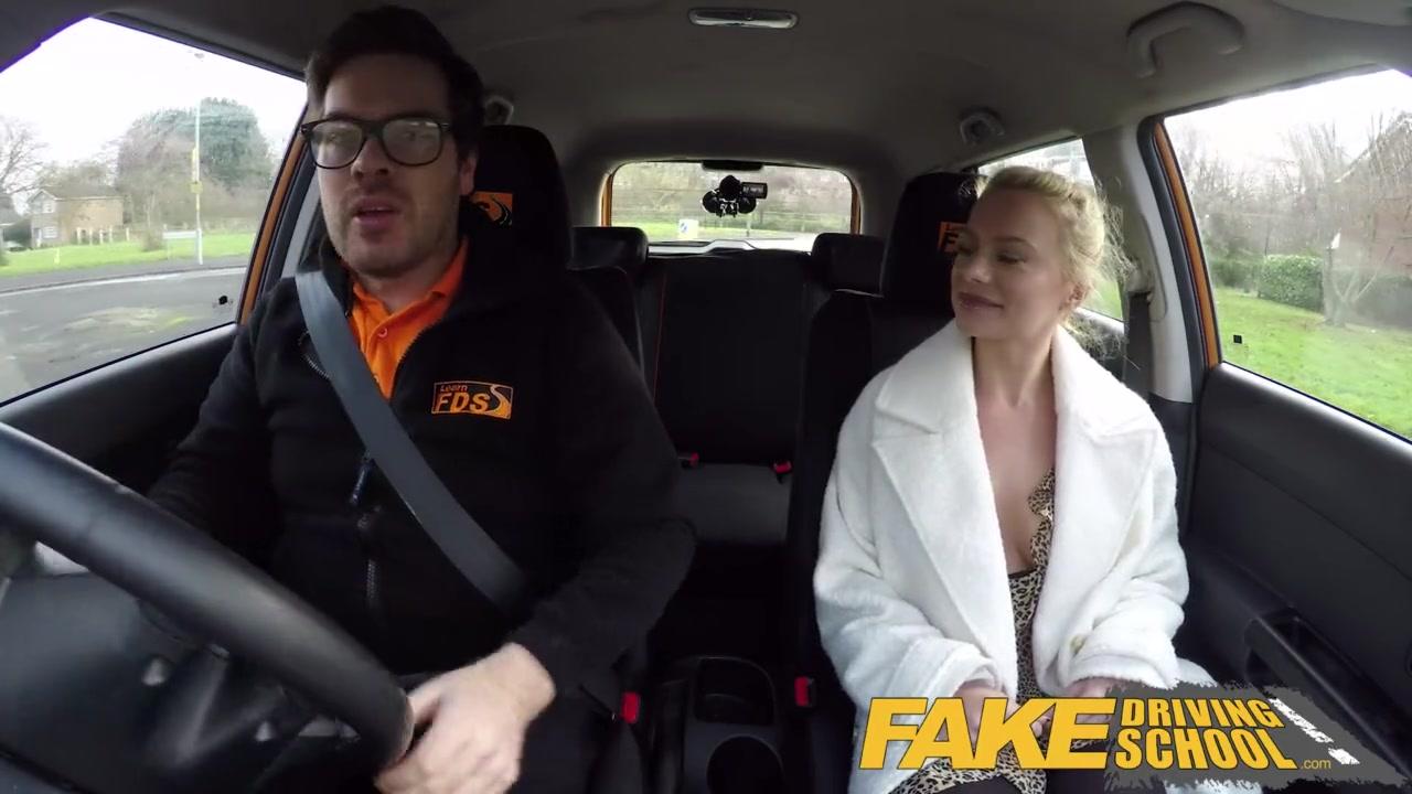 Blonde Fake Tits Riding