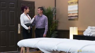 Xander Corvus, Monique Alexander - Spa For Horny Housewives