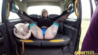 Fake Taxi - Karma Synn, Bishop - HD