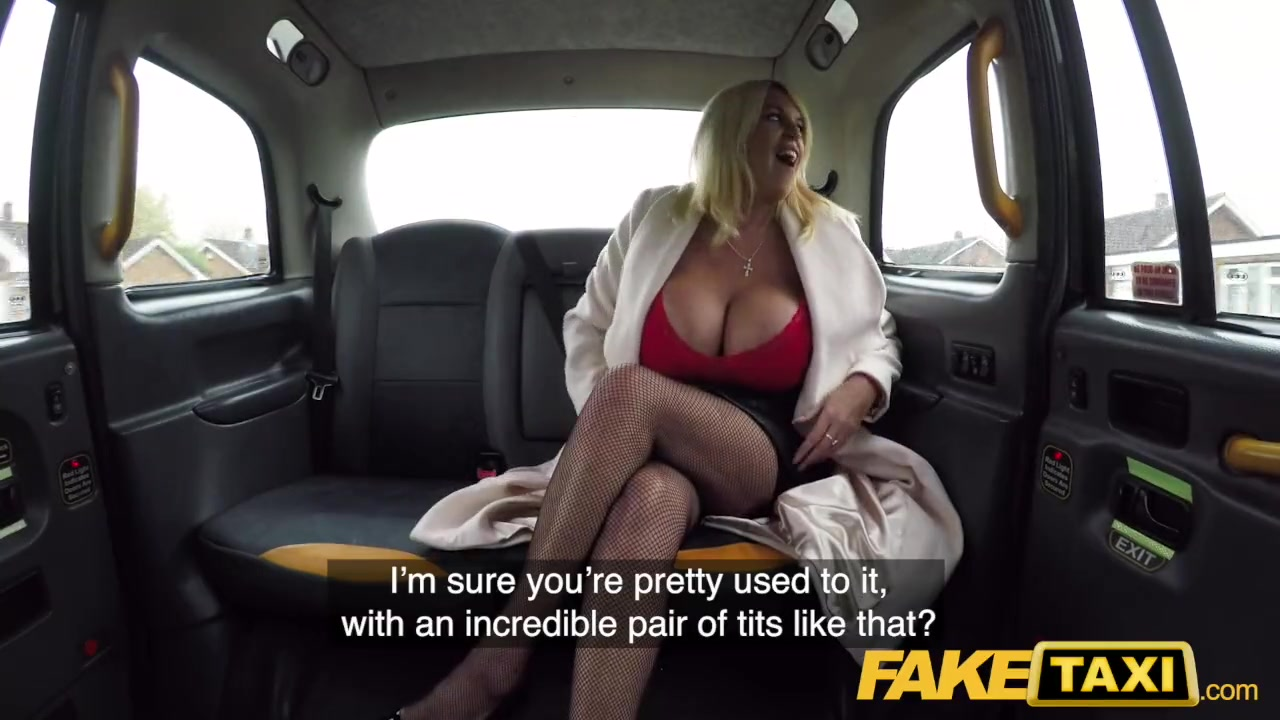 Big Tits Fake Taxi Brunette