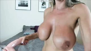 Best MILF With Huge Tits 45 Years Old and HOT