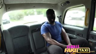 Female Fake Tax - Masked terrorist fucks female taxi driver - Brooke Jameson