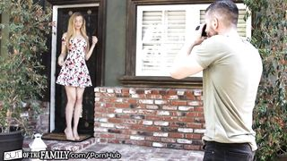 OutOfTheFamily Mom's Fiance can't Resist new Step-Teen Alexa Grace,Mike Mancini