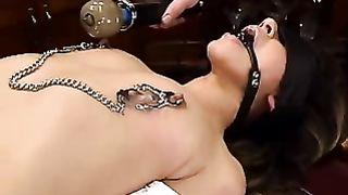 Sahara Knite British Secretary Bondage Sex P1 (More on TeenPornMaster)