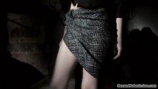 Sasha Grey 19 Year Bondage DoggyStyle Fuck P1 (More on TeenPornMaster)