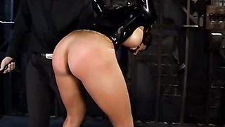 Trixie Cas Latex Big Tits Bondage Anal Sex P1 (More TeenPornMaster)