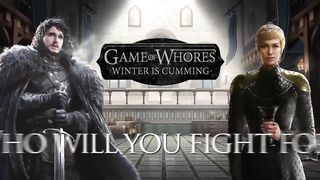 Sex Game 2019 - Game OF Thrones - Game of Whores - Winter is Cumming! HD ADS