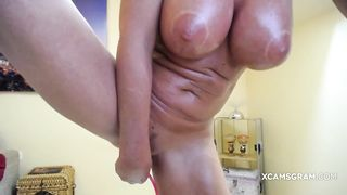 kathylovexxx show051519 - milf, glasses, masturbation, squirting, bigboobs, bigtits, anal, amateur, nerdy, wife