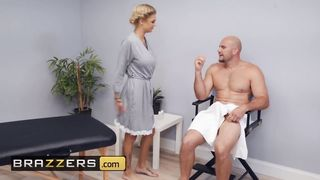Brazzers - Rough sex after massage - Bonnie Rotten, Jmac HD 720