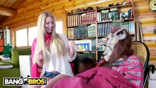 New Little Red Riding Hood A XXX Parody 2019 Bangbros Edition - Lexi Lowe - HD 720p