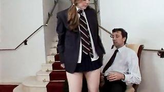 castigada en clase español