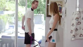 US wife cheats with tennis coach 2019 - Ashley Lane - SD 480p