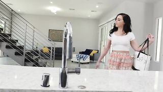 American USA girl seduce sister`s BF - Whitney Wright