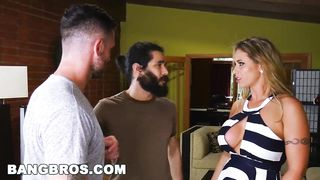 BANGBROS - Perfect House Guest Eva Notty on Big Tits Round Asses