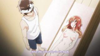 Hentai Eng Sub Hentai Innocent Virgin gets a Crempie