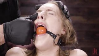 Cadence Lux BDSM Bondage Rough Sex