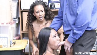 ShopLyfter - Lala Ivey and Demi Sutra