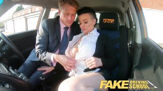 Tory Candi Jackson, Marc Kaye - Fake Driving School - HD 720p
