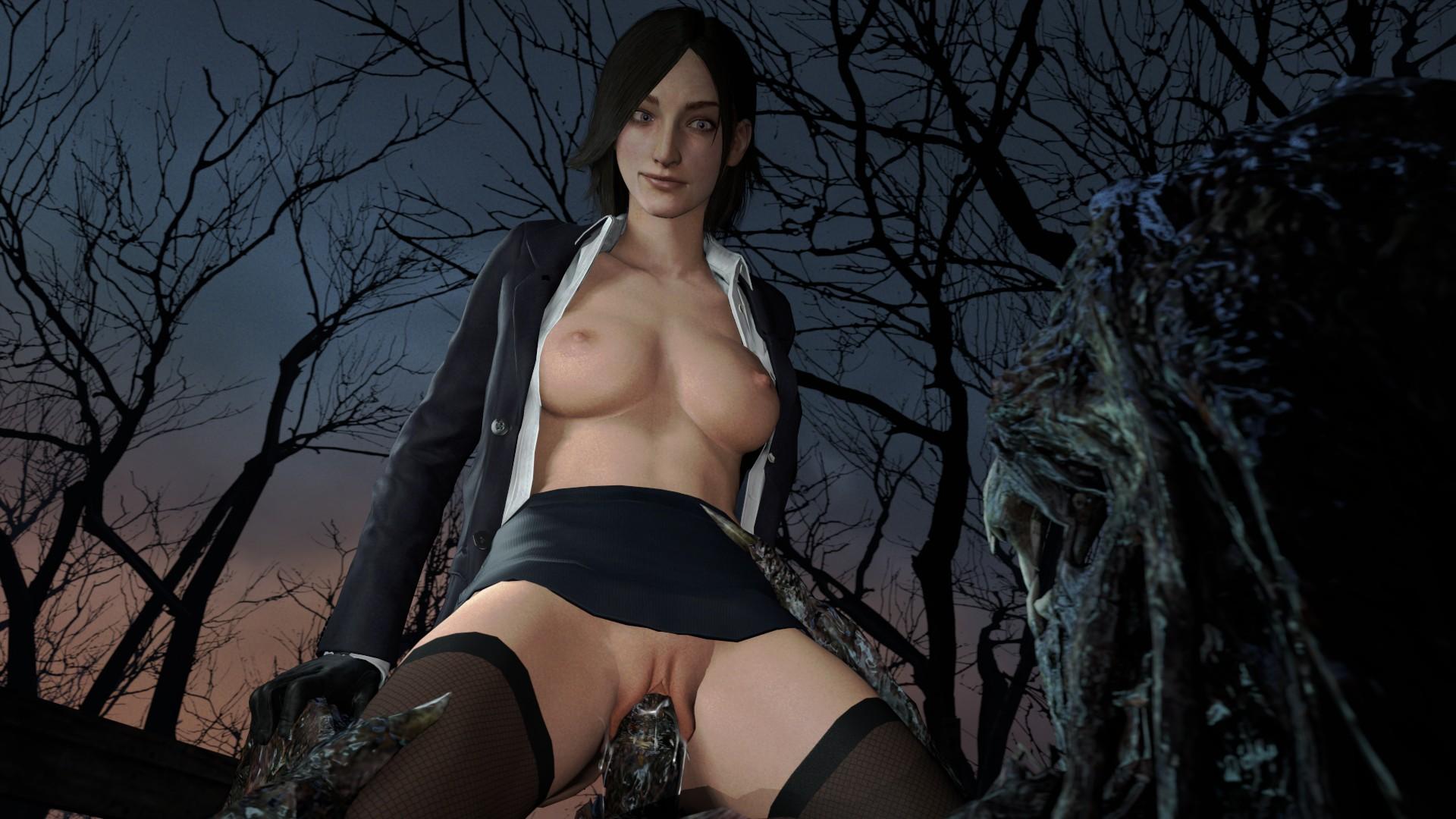 Resident evil порно онлайн